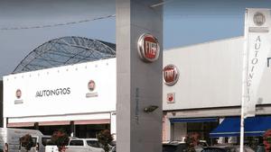 Autoingros a Borgaro Torinese vende Fiat, Alfa Romeo, Lancia Abarth e Fiat Professional