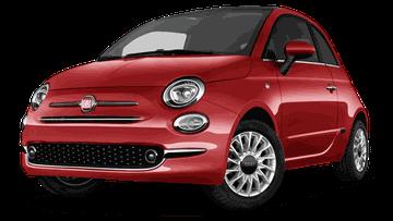 Noleggio Fiat 500 con 209€ al mese a Torino e provincia